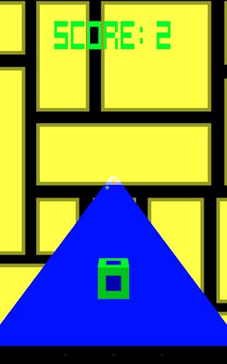 Geometry Run Impossible Rush
