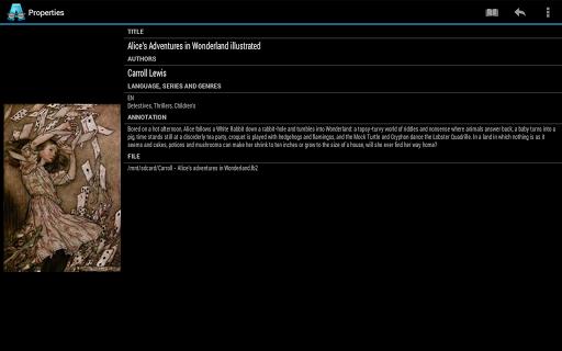 AlReader -any text book reader 1.911805270 screenshots 14