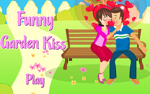Kissing Game-Garden Romance 3.0.3 screenshots 5