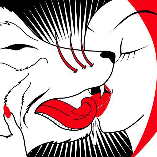 Le loup et le chaperon rouge LOGO-APP點子