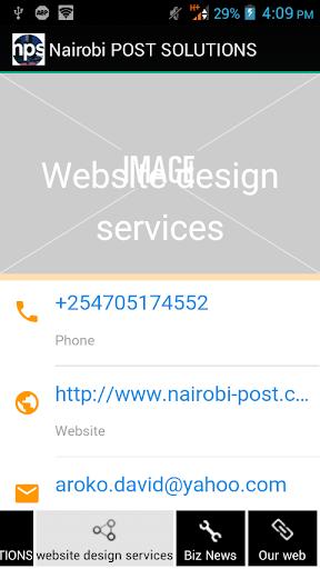 Nairobi POST SOLUTIONS