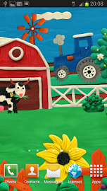 Farm HD Live wallpaper Screenshot 1