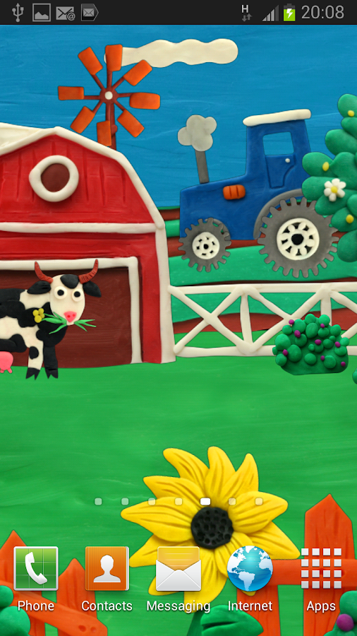 Farm HD Live wallpaper- screenshot
