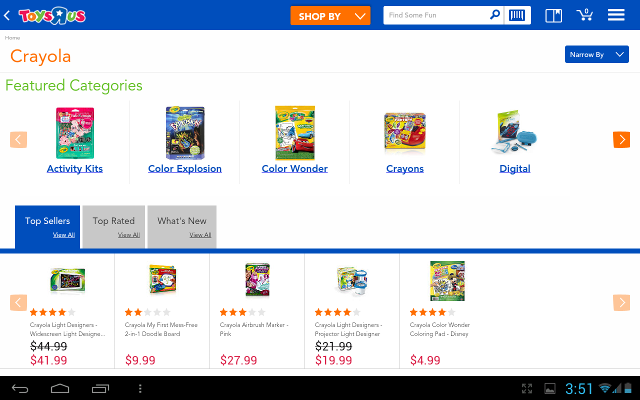 "Toys""R""Us Shopping- screenshot"