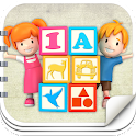 Kids Preschool Games TAB Paid icon
