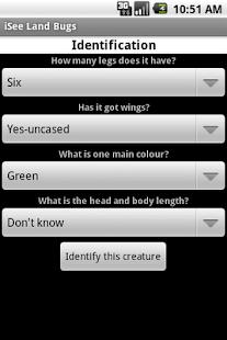 iSee Land Bugs- screenshot thumbnail