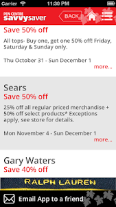Pen Centre Savvy Saver screenshot 5