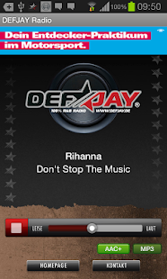 DEFJAY Radio - 100% R&B - screenshot thumbnail