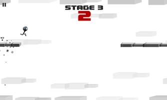Screenshot of Stickman Impossible Run