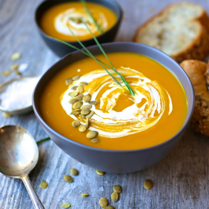 Curried Chicken-and-Cider Soup Recipe
