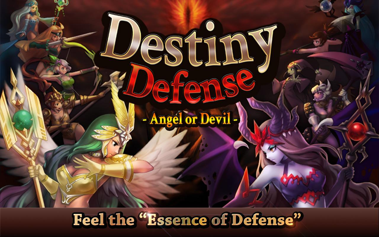 Destiny Defense:Angel or Devil - screenshot