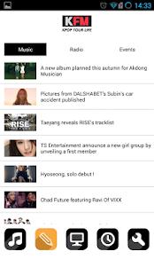玩音樂App|KFM - #1 K-Pop Radio免費|APP試玩