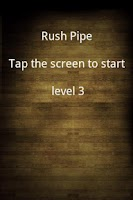 Screenshot of Rush Pipe