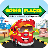 GOING PLACES – GAME & PUZZLE