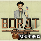 Borat soundbox