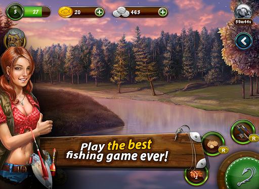 Gone Fishing: Trophy Catch v1.5.3 [Mod Money]