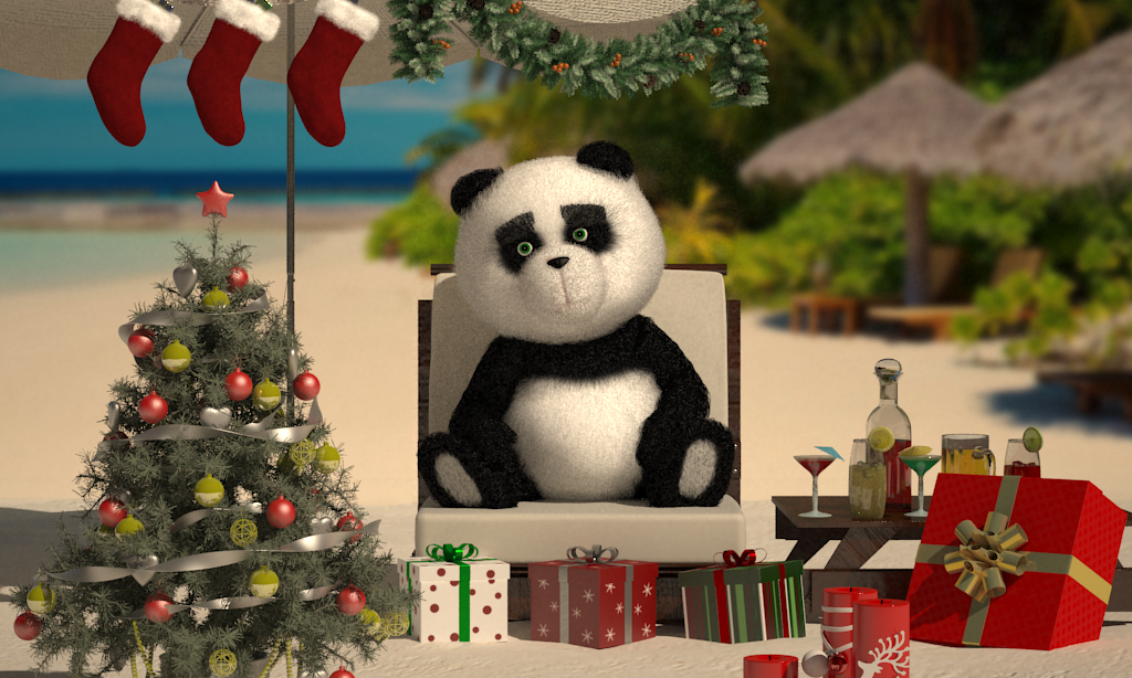 Bear Live Wallpaper Free - screenshot
