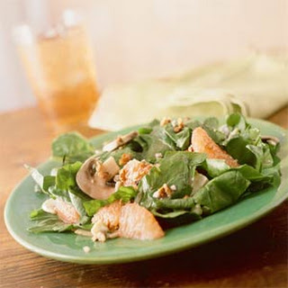 Spinach-and-Grapefruit Salad