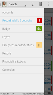 anMoney Budget & Finance PRO - screenshot thumbnail