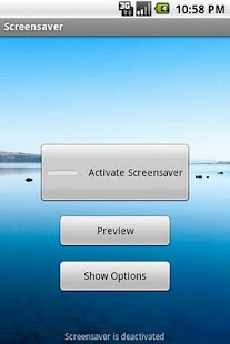 Screensaver Manager - screenshot thumbnail