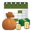 Expenses Recorder - Easy and fast finance tracker icon