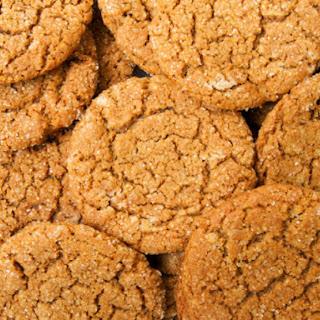 Ginger Krinkle Cookies