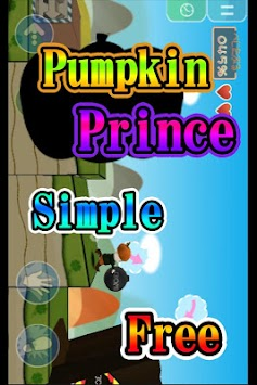 pumpkinprince apk screenshot
