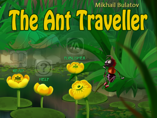 The Ant Traveller