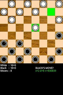 Checkers for Android - screenshot thumbnail
