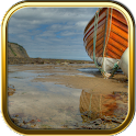 Lovely Seaside Puzzle Games icon