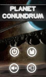 Planet Conundrum