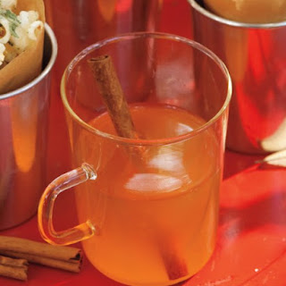 Hot and Nutty Whiskey Sours.