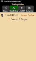Screenshot of McRun - Coffee Run