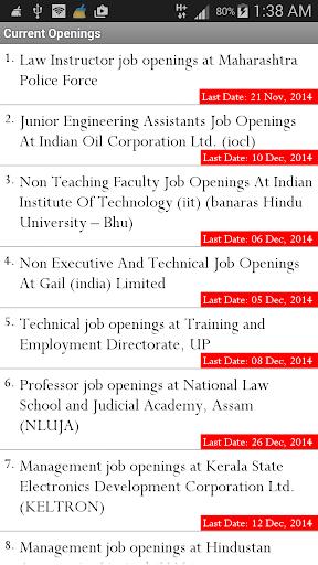玩教育App|Sarkari Naukri Job Update免費|APP試玩