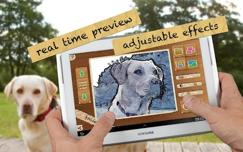 Pencil Camera HD Premium- screenshot thumbnail