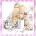 Teddy Bear Flowers GO THEME