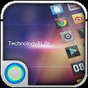 Техническая Жизнь Hola Тема icon