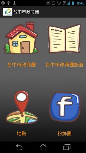 台中市政商圈