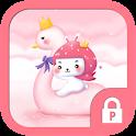 Togoon(pink swan)Protector
