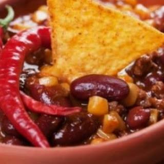 Edward's Carne con Chili.