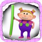 Kids Learn Alphabet Free icon