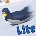 Penguin Snowcap Challenge Lite logo
