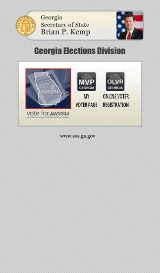 GA Votes - screenshot