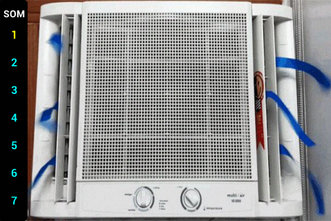 Ar Condicionado Com Controle