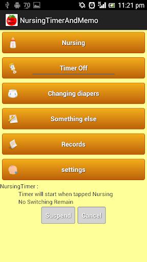 NursingLogAndTimer