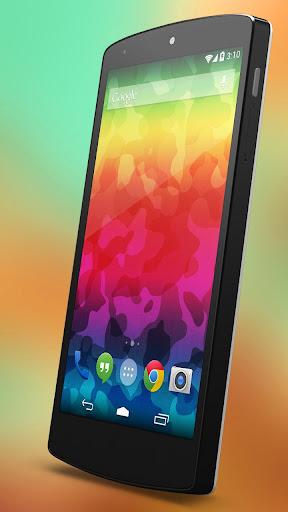 玩免費個人化APP|下載プライド虹迷彩 app不用錢|硬是要APP