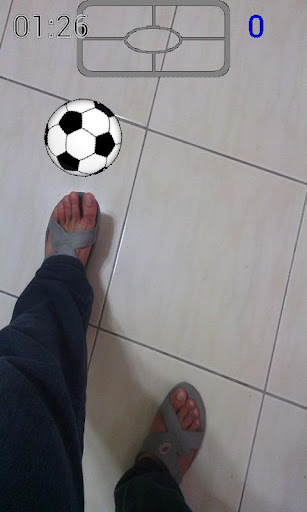 Kick Ball (AR Soccer) 1.15 screenshots 1