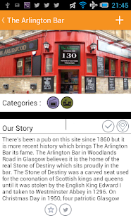 Scotland's Pubs And Bars- screenshot thumbnail
