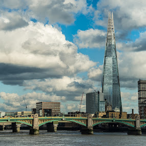 The Shard - London by Nicola Scarselli - Buildings & Architecture Other Exteriors