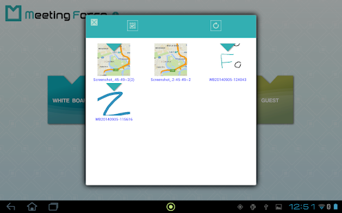 MeetingForce for Android- screenshot thumbnail